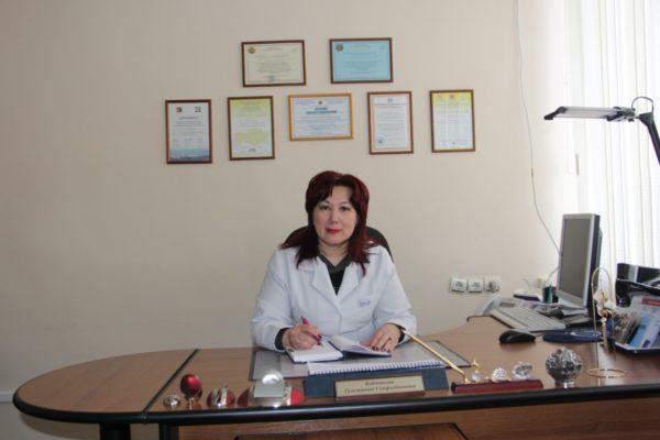 Кобжанова Гульжанат Сайфиддиновна