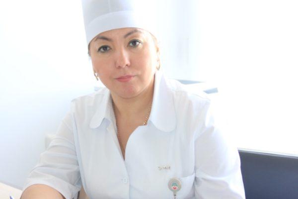 Копбаева Марина Исмаиловна