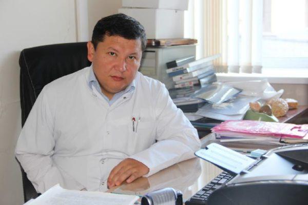 Махамбаев Габит Джандильдинович