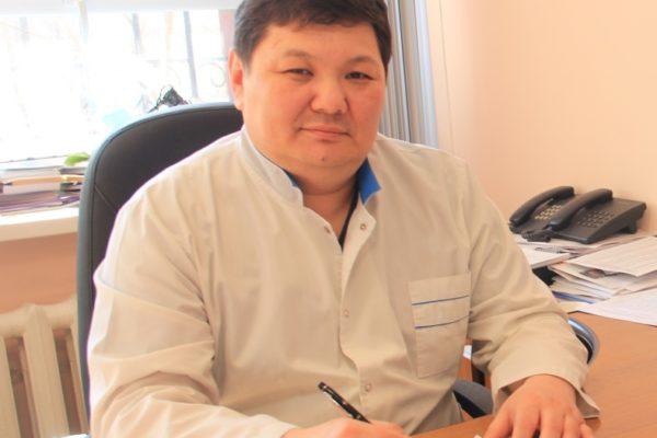 Махин Буранкуль Кенесарынович