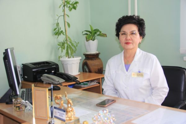 Кыстаубаева Гульнар Бахитовна