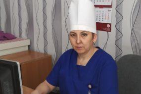 Мукашева Шолпан Мурзагуловна