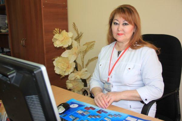 Смагулова Сауле Ашимхановна